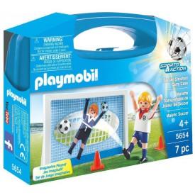 PLAYMOBIL 5654 Přenosný kufřík na Penalty