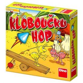 Dino Kloboučku Hop!