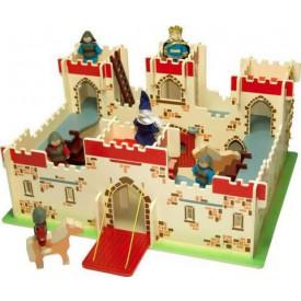 Dřevěný hrad krále Artuše - ROZBALENÉ ZBOŽÍ