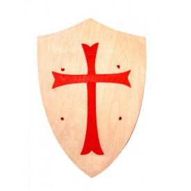 CEEDA CAVITY Dřevěný Štít Křižáci