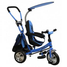 Dětská trojkolka Safari 360 - modrá