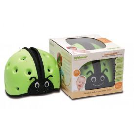 SafeheadBABY - ochranná helma - zelená