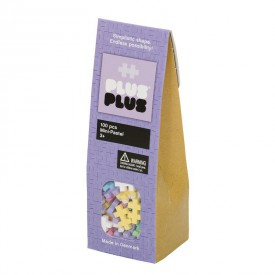 Plus-Plus Stavebnice100 Mini PASTEL