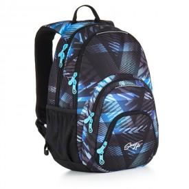 TOPGAL Studentský batoh Blue HIT 886