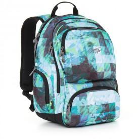 TOPGAL Studentský batoh Blue HIT 890