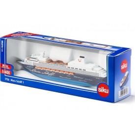 SIKU Super Trajekt Mein Schiff 1