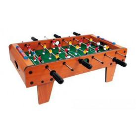 Dřevěné hry - Stolní fotbal velký - poškozený obal
