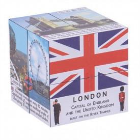 Didaktická kniha v kostce - London