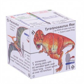 Didaktická kniha v kostce - Dinosauři