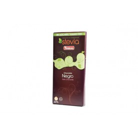 Torras Bezlepková čokoláda hořká STÉVIA bez přidaného cukru 100 g
