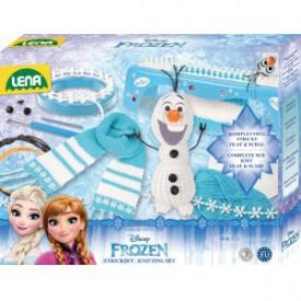 LENA Disney pletení - ledové království