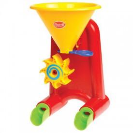 Gowi - Mini mlýn na vodu a písek červený
