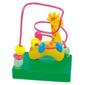 Bino-Motorický labyrint - žirafa