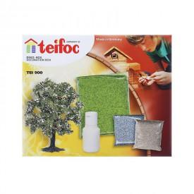 Stavebnice Teifoc 3591 Dekorační sada