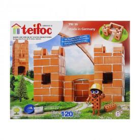 Stavebnice Teifoc 3589 Hrádek