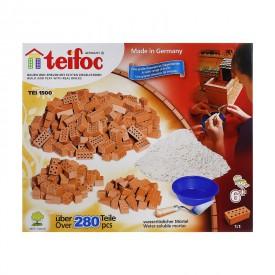 Stavebnice Teifoc 3588 Velká sada cihliček