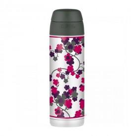 THERMOS Termoska na nápoje s brčkem - třešňový květ
