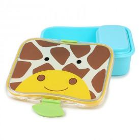 SKIP HOP ZOO Krabička na svačinu žirafa