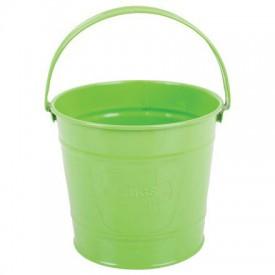 Bigjigs Toys - Zahradní kyblík zelený