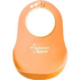 TOMMEE TIPPEE Plastový Bryndák Basic oranžový