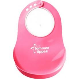TOMMEE TIPPEE Plastový Bryndák Basic růžový