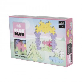 Plus-Plus Stavebnice MIDI PASTEL 50 Altán
