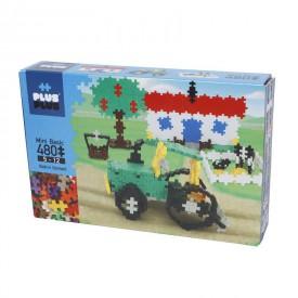 Plus-Plus Stavebnice MINI BASIC 480 Farma