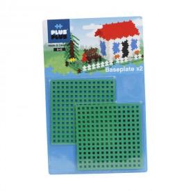 Plus-Plus Základová deska 12x12 cm 2 ks