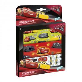 TOTUM Dárkový box se samolepkami CARS