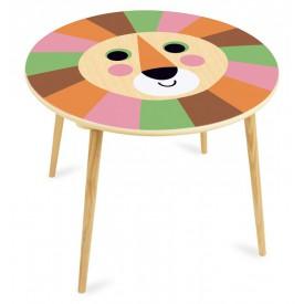 Vilac - Dřevěný stoleček Lev