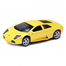 Welly - Lamborgghini Murciélago 1:24 žluté kit stavebnice