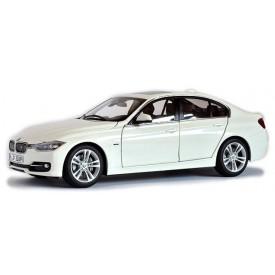 Welly - BMW 335i 1:24 bílé