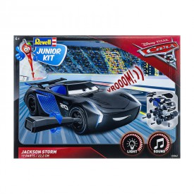 Revell Junior Kit 00861 Cars 3 Jackson Storm