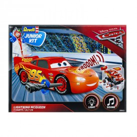 Revell Junior Kit 00860 Cars 3 Lightning McQueen