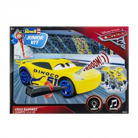 Revell Junior Kit 00862 Cars 3 Cruz Ramirez