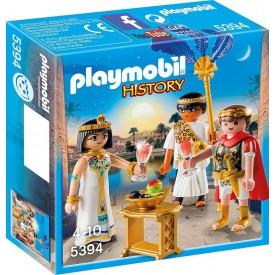 PLAYMOBIL 5393 Caesar a Kleopatra
