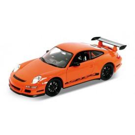 Welly - Porsche 911 GT3 RS model 1:24 oranžové