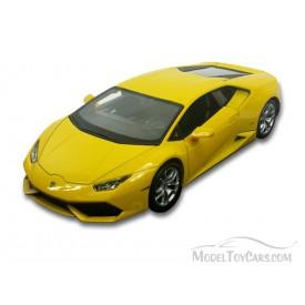 Welly - Lamborghini Huracán LP 610-4 model 1:24 žluté