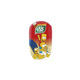 TIC TAC Buzz Cola Simpson