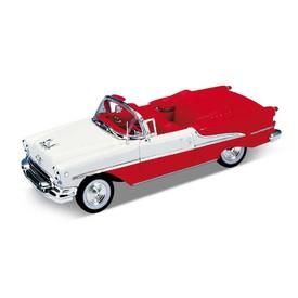 Welly - 1955 Oldsmobil super 88 model 1:24 červený