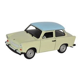 Welly - Trabant 601 model 1:24 béžový