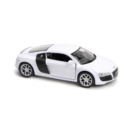 Welly - Audi R8 V10 model 1:34 bílé