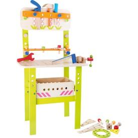 Legler Profesionální velký pracovní stůl s nářadím