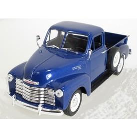 Welly - Chevrolet 1953 Pick Up 3100 model 1:24 modrý