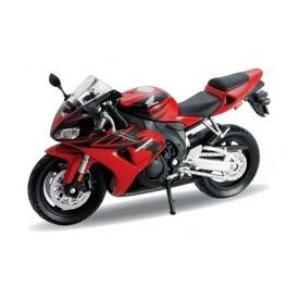Welly - Motocykl Honda CBR1000RR model 1:18 červená