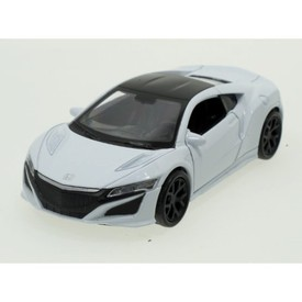Welly - Honda NSX (2015) model 1:34 bílá