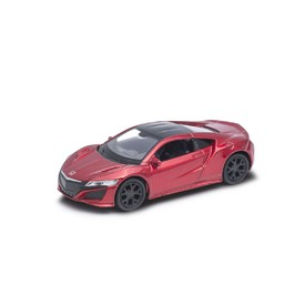 Welly - Honda NSX (2015) model 1:34 červená
