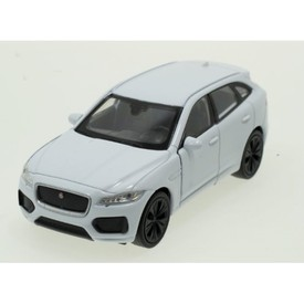 Welly - Jaguar F-Pace model 1:34 bílý