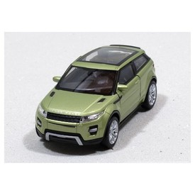 Welly - Land Rover Range Rover Evoque model 1:34 metalická