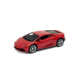 Welly - Lamborghini Huracán LP610-4 model 1:34 červené